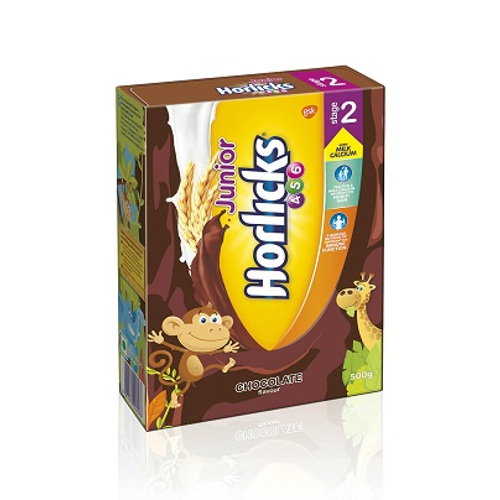 Junior Horlicks Stage 2 (4-6 years) -Chocolate