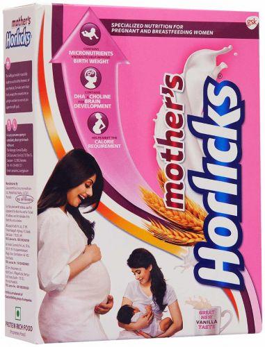 Mothers Horlicks Vanilla Flavor
