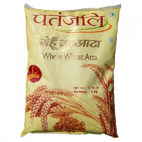 Patanjali Whole Wheat Atta