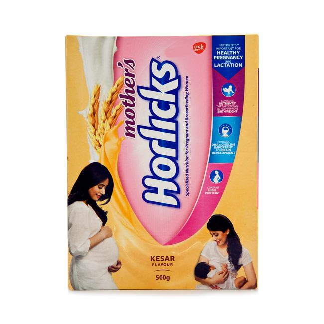 Mothers Horlicks Kesar Flavor