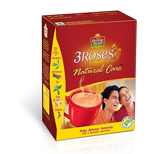 3 Roses Tea, Natural Care