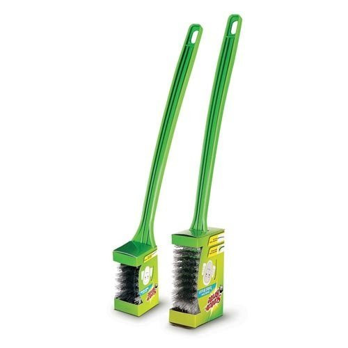 Scotch-Brite Double Sided Toilet Brush