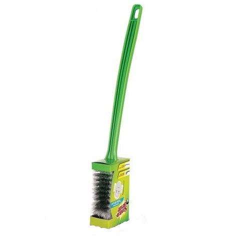 Scotch-Brite Single Sided Toilet Brush