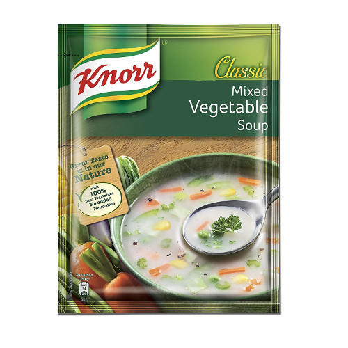 Knorr Classic Mixed Veg Soup