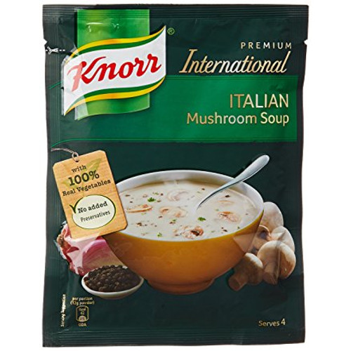Knorr International Italian Mushroom Soup