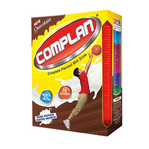 Complan - Chocolate Flavor - Refill