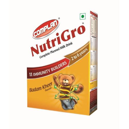 Complan NutriGro - Badam Kheer - Refill