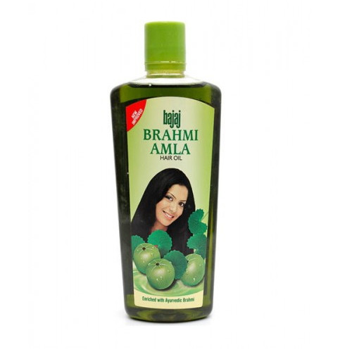 Bajaj Brahmi Amla Hair Oil