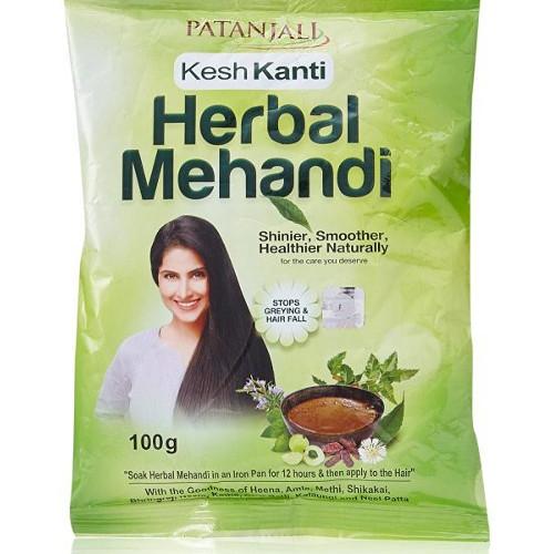 Patanjali Kesh Kanti Herbal Mehandi