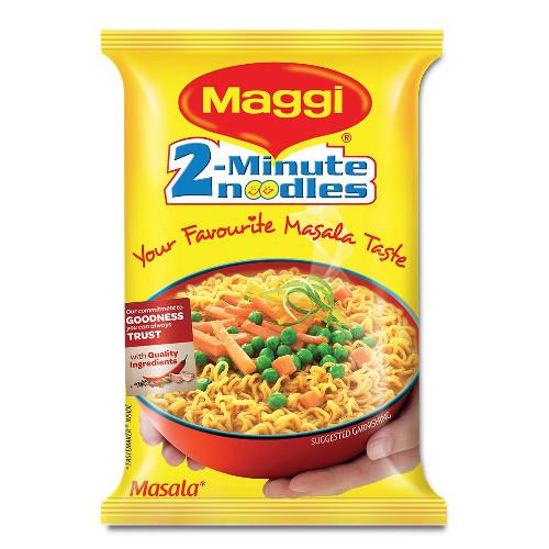 Maggi 2 Minutes Noodles Masala 70g pack of 12