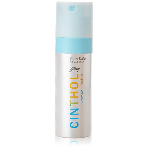 Cinthol Deo Spray, Spin - For Women