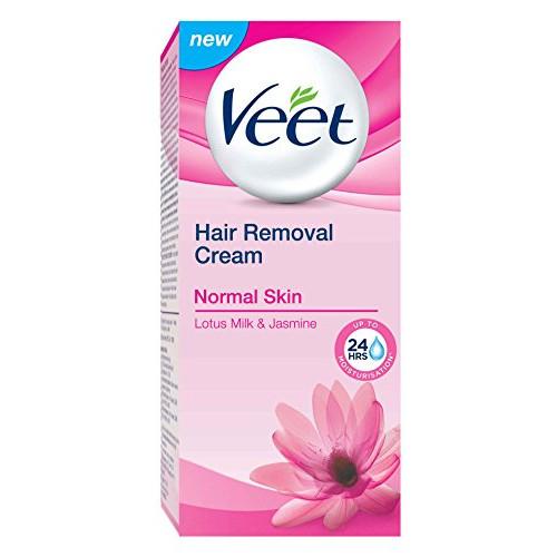 Veet Silk and Fresh Hair Removal Cream - Normal Skin