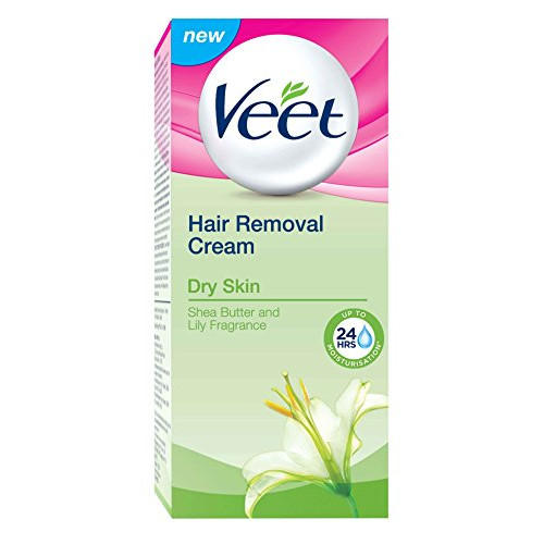 Veet Silk and Fresh Hair Removal Cream - Dry Skin