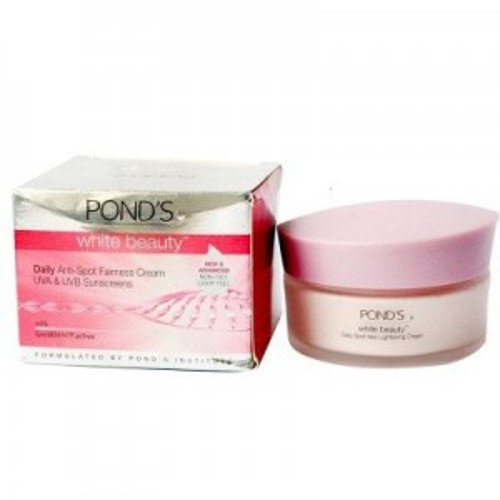 Pond's White Beauty Lightening Fairness Cream