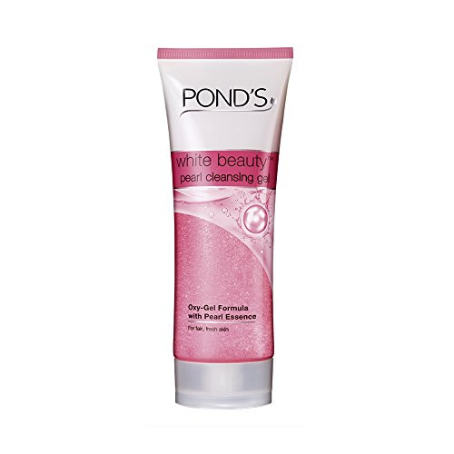 Pond's White Beauty Pearl Cleansing Gel Face Wash