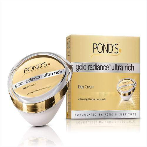 Pond's Gold Radiance Ultra Rich Day Cream