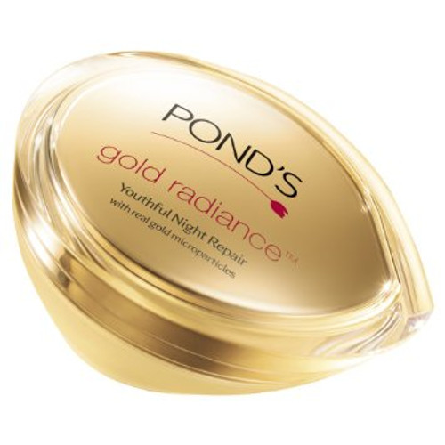 Pond's Gold Radiance Youthful Night Repair Cream