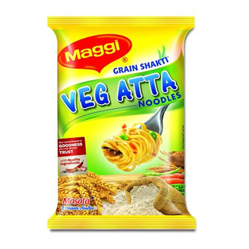 Maggi 2 Minutes Veg Atta Noodles 80g
