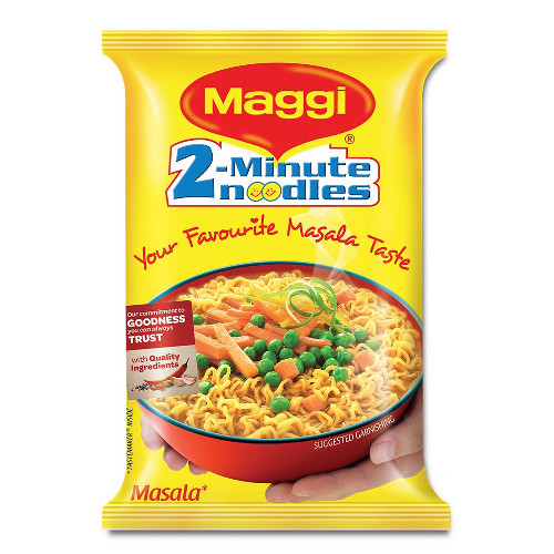 Maggi 2 Minutes Masala Noodles 140g pack of 48