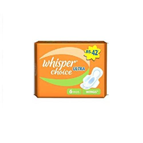 Whisper Choice Ultra
