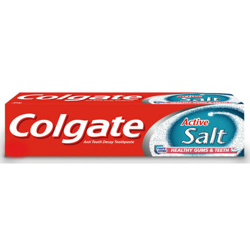 Colgate Toothpaste Active Salt