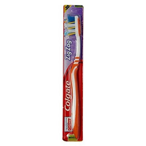 Colgate ZigZag Toothbrush - Medium