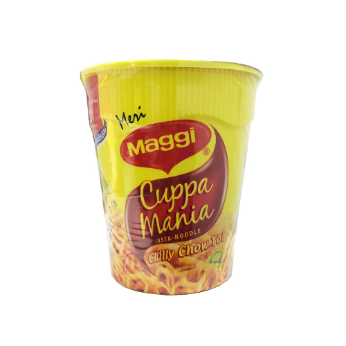 Maggi Cuppa Noodles Chilly Chow 70g