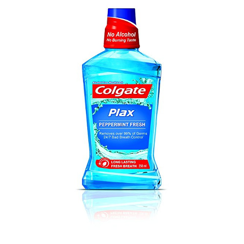 Colgate Toothpaste Maxfresh Peppermint Ice - Blue Gel