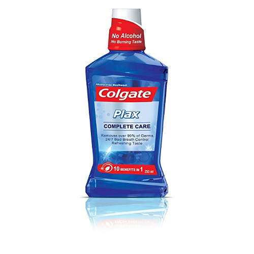 Colgate Plax Complete Care Alcohol free Mouthwash