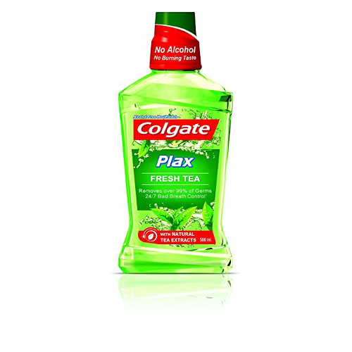 Colgate Plax Fresh Tea Mouthwash
