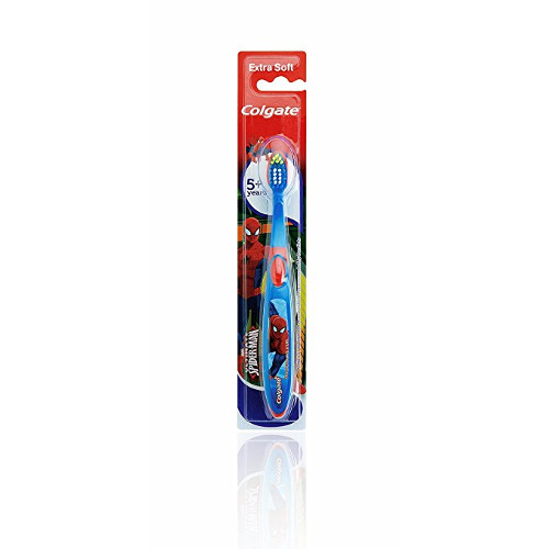 Colgate Kids Spiderman Toothbrush