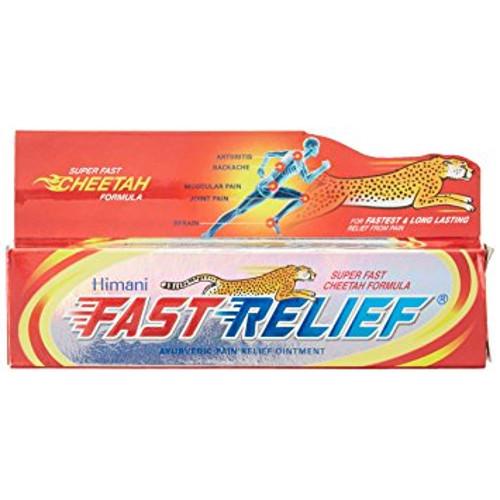 Himani Fast Relief Cheetah - Pain Balm