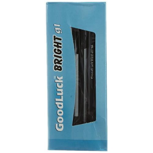 Linc Goodluck Bright Use & Throw Pen - Blue