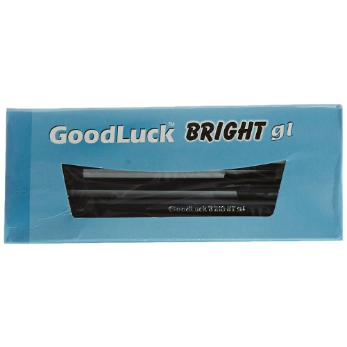 Linc Goodluck Bright Use & Throw Pen - Black