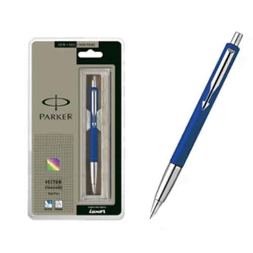 Parker Vector Standard CT Ball Pen - Blue