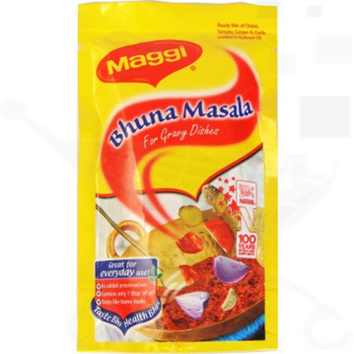 Maggi Bhuna Masala Gravy 65g