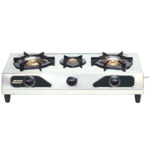 Ndura Trilight 3 Burner Gas Stove