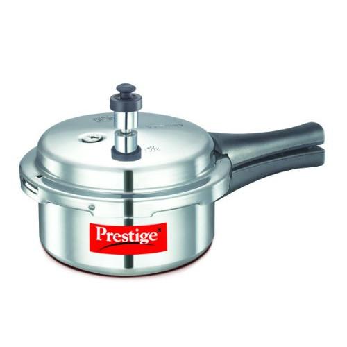 Prestige Popular Aluminium Pressure Cooker - 2 L