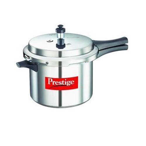 Prestige Popular Plus Induction Base Pressure Cooker - 5L