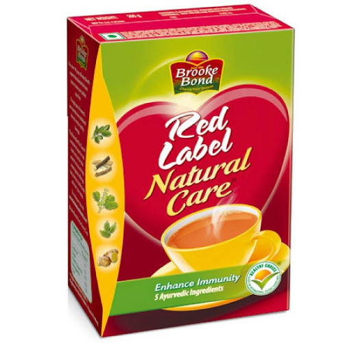 Brooke Bond Red Label Tea Natural Care - 250g