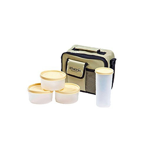 Milton Meal Combi Lunch Box Set - Yellow