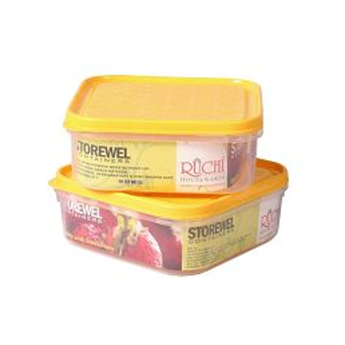Ruchi Storewel 30 -  (set of 6) - Yellow