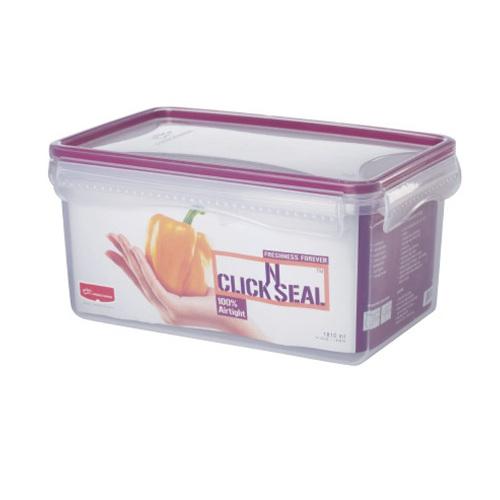 Princeware Click N Seal Rectangular Container