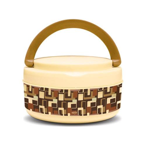 Milton Small Bite Tiffin Box - Brown