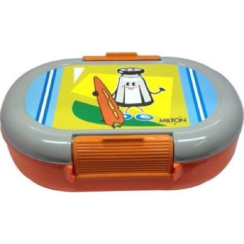 Milton Slido lunch Box - Orange