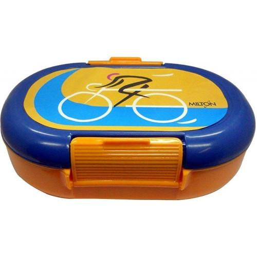Milton Slido lunch Box - Yellow/K-Corn