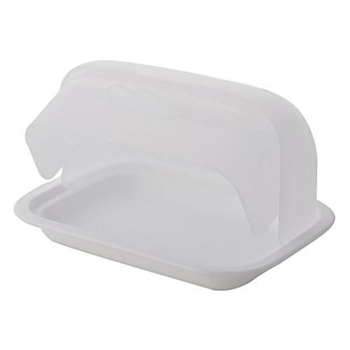 Signoraware Small Butter Box - White
