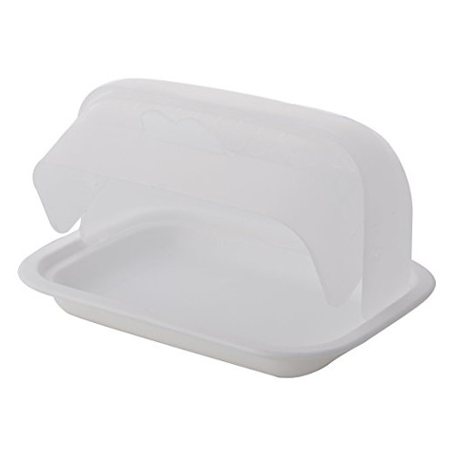 Signoraware Small Butter Box - White