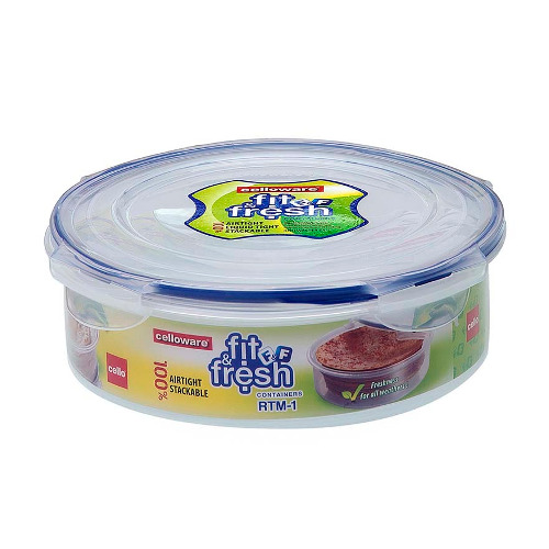 Cello Fit and Fresh Khakra/Papad Container -  2 Litre