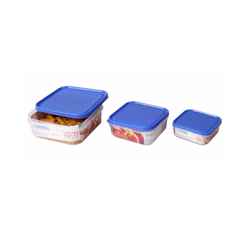 Ruchi Storewel - 3 Pieces - Blue